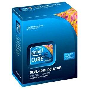 Intel Intel Core i5 Core i5-650: BX80616I5650 (BX80616I5650)