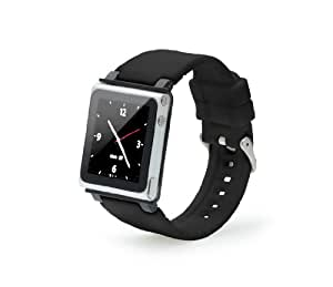 iWatchZ Q Collection For iPod Nano Black