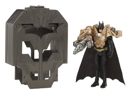 Batman The Dark Knight Rises QuickTek Missile Armor Batman Figure
