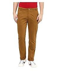 Yepme Men's Brown Cotton Pants - YPMPANT0083_30
