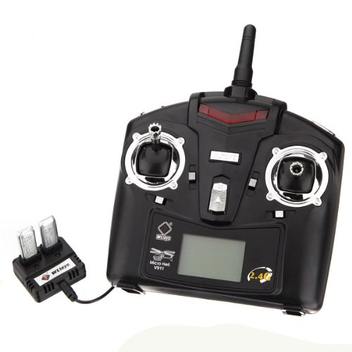 WLtoys 4CH V911 RC Mini Helicopter Transmitter /Remote Control Spare Parts Mode1