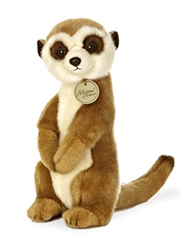 Aurora World Miyoni Meerkat Plush