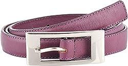 Midas Women's Belt (H608_34 , Purple)