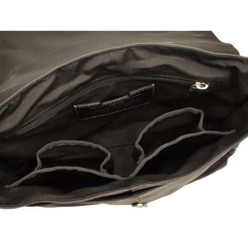 (コーチ)COACH バッグ アウトレット メンズ COACH F70556 SV/BK HWL メッセンジャーバッグ ショルダーバッグ シルバー/ブラック[並行輸入品]