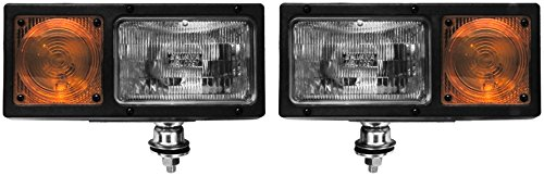 Peterson Snow Plow Light Kit Headlight Turn Signals Truck Pickup (Light Truck Plow compare prices)