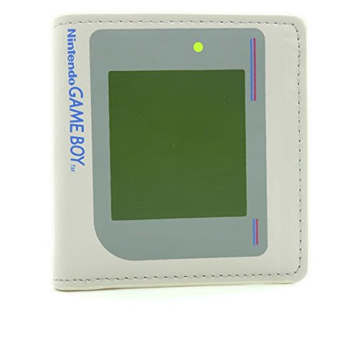 Nintendo Game Boy Console Grigio portafoglio