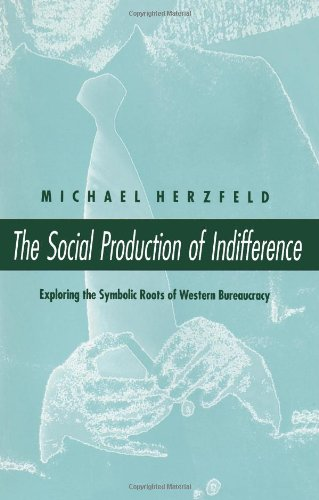 The Social Production of Indifference