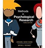 img - for By Annabel Ness Evans - Methods in Psychological Research (Third Edition) (7/16/13) book / textbook / text book