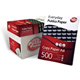 Pukka Paper, Everyday 80GSM A4  Pack of 5 Reams