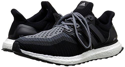 adidas performance maschile ultra impulso m scarpa da corsa, black / nero / solid grey, 9 m, mens, 9 d (m), 9 d (m) us