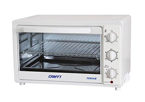 Crafft CMHVENT30L-Mini Four 30 L avec Ventilateur