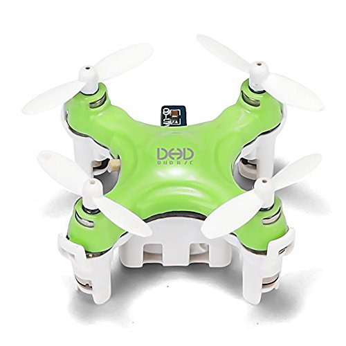 LeGow-D1-4CH-24GHz-6-Axis-Gyro-Mini-Drone-RC-Quadcopter-Nano-Helicopter-Hexacopter-Green