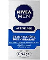 Nivea Men Active Age Soin Hydratant Anti-Rides DNAge 50ml
