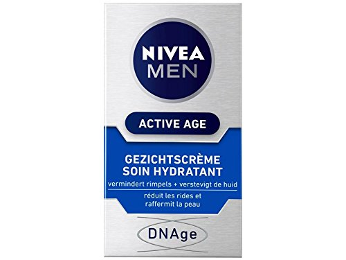 nivea men active age soin hydratant anti rides dnage 50ml. Black Bedroom Furniture Sets. Home Design Ideas