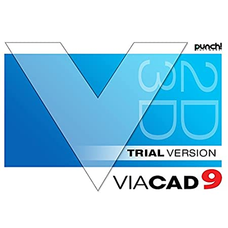 Punch! ViaCAD 2D/3D v9 for PC: 14-Day FREE TRIAL [Download]