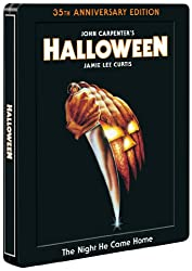 Halloween Steelbook Edition: 35th Anniversary [Blu-ray]