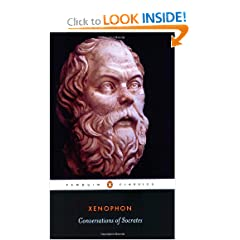 Conversations of Socrates (Penguin Classics) by Xenophon, Robin H. Waterfield and Hugh Tredennick