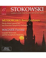 Conducts Godunov/Parsifal:Muss