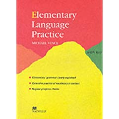 Michael Vince - Elementary Language Practice: With Key [1999, PDF]