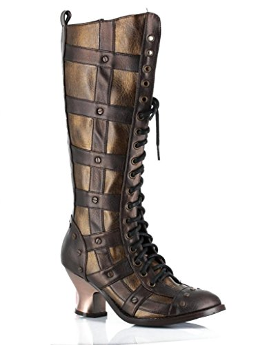 Womens-Hades-Dome-Boot-Brown