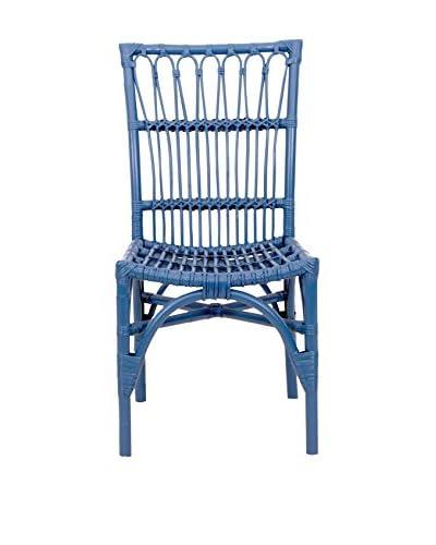 Jeffan Olivia Dining Chair, Blue