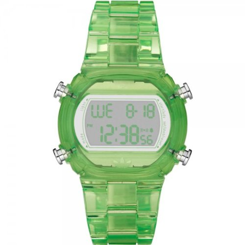 Adidas Candy Green Digital Ladies Watch - ADH6508
