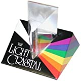 Tedco Toys 00010 Light Crystal Prism - 2.5 In.