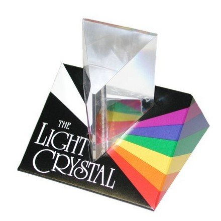 "TEDCO Toys Light Crystal 2.5"" Prism - 1"