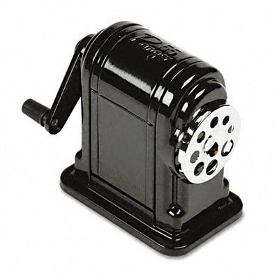 Hun1001 - Ranger 55 Table- Or Wall-Mount Heavy-Duty Pencil Sharpener