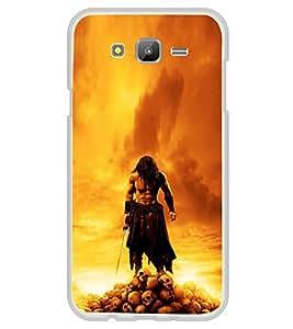 ifasho Designer Phone Back Case Cover Samsung Galaxy On7 G600Fy :: Samsung Galaxy Wide G600S :: Samsung Galaxy On 7 (2015) ( Green Black Heart Design Pattern )