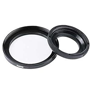 Hama Filter-Adapter-Ring Objektiv 58,0/Filter 67,0 mm