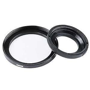 Hama Filter-Adapterring, Von 58,0 mm Objektiv auf 67 mm Filter, Metall, Schwarz