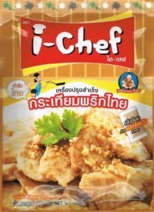 I - Chef Thai Garlic and Pepper Stir-fry Sauce 50g Amazing From Thailand pepper schwartz dating after 50 for dummies