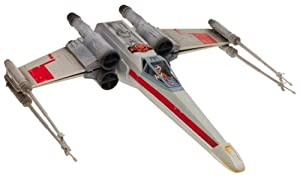 Star Wars Exclusive Saga New Hope Red Leader X-wing Fighter