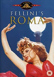 "Cover of ""Fellini's Roma"""