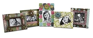IMAX Carter Photo Frames, Set of 5