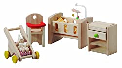 Plan Toy Doll House Nursery