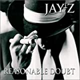 Jay-Z Album - Reasonable Doubt (Front side)