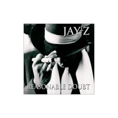 The best jay z album covers the original cover that started jay on the path of the smooth gangster like hustler from the pjs that has held form to this day malvernweather Choice Image