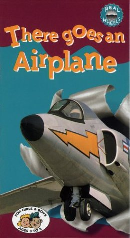 There Goes an Airplane (W/Toy) (Slip) [VHS]