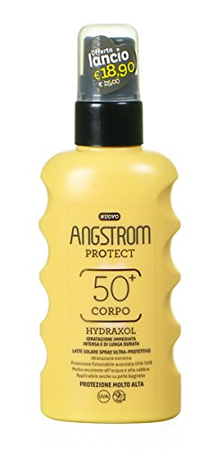 Angstrom Hydraxol Latte Spray Solare SPF 50+ Spray 100ml