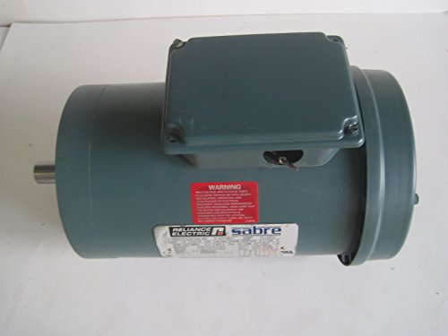 Reliance 3 Phase General Purpose Motor P14H7647 1-1/2Hp 1730Rpm 208/460Vac