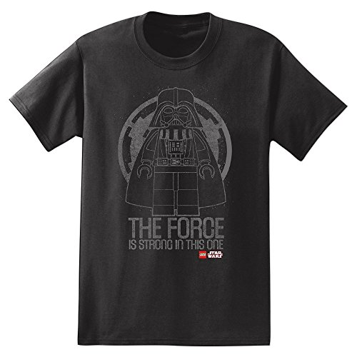 Lego-Star-Wars-Force-Is-Strong-Adult-T-Shirt