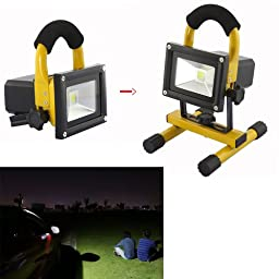 DBPOWER® 20W LED Flood Light Lamp Landscape Outdoor Waterproof 120 Degree Beam Angle Security Floodlight