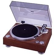 DENON DP-500M アナログレコードプレーヤー 木目