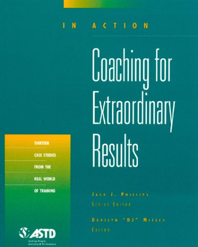 Coaching for Extraordinary Results (In Action)