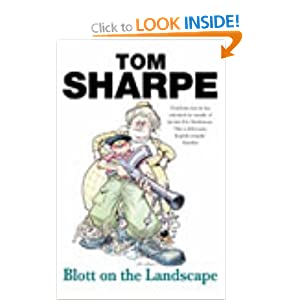 Blott on the Landscape - Tom Sharpe