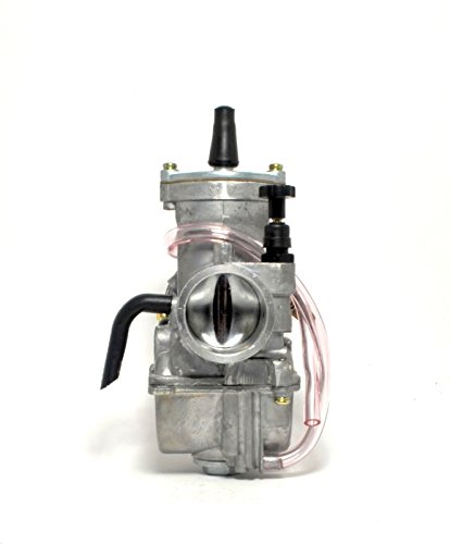 New Carburetor 2 Stroke 32mm Racing Flat Side Part Carb (Go Kart Racing Parts compare prices)