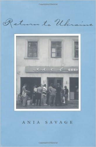 Return to Ukraine (Texas A&M University Press, College Station, Tex.)