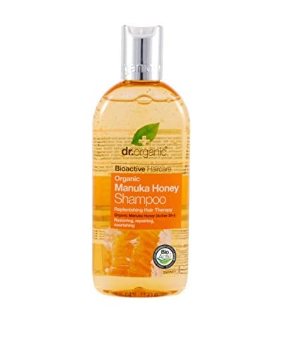Dr Organic Champú Manuka Honey 250 ml